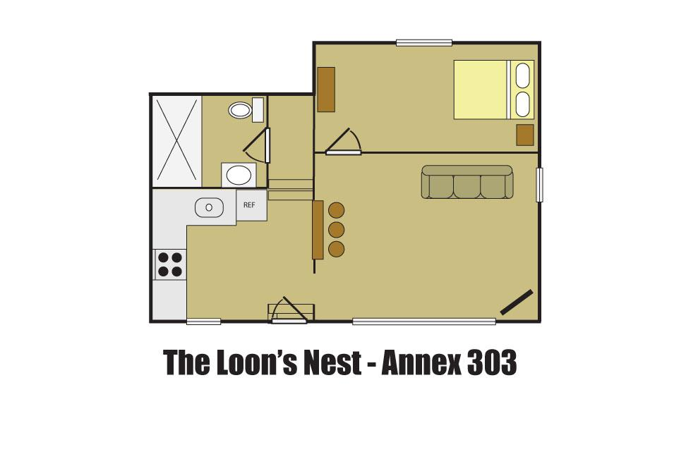 Loon's Nest 303