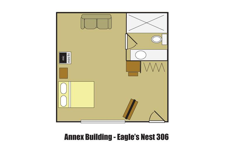 Eagle's Nest 306 Extended Stay Lodging